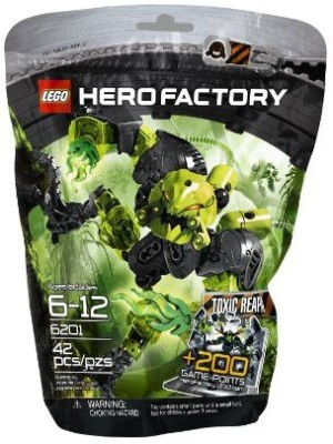 Lego Hero Factory Toxic Reapa 6201