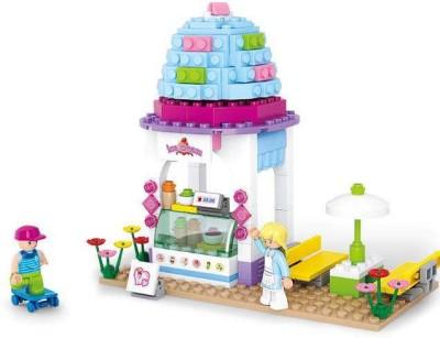 Sluban Icecream Shop