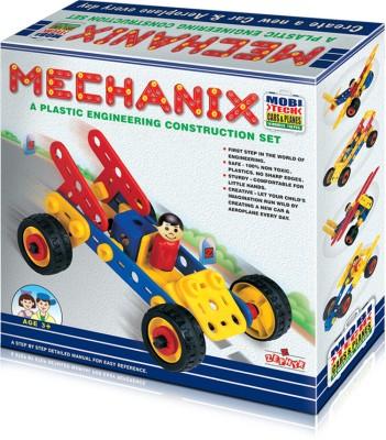 Zephyr Plastic Mechanix-Mobitech