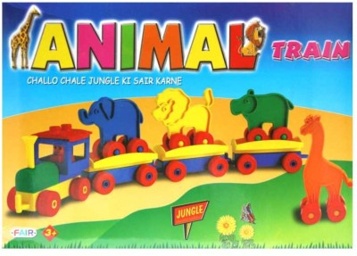 Ratnas Animal Train