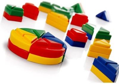 OK Play Create A shape Building Blocks