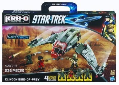 KRE-O Star Trek Klingon Birdofprey Construction Set (A3136)