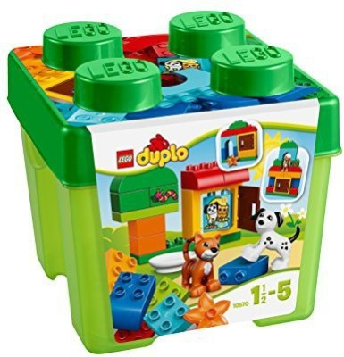 Duplo 10570 all in one gift set