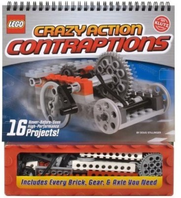 Klutz LEGO Action Contraptions