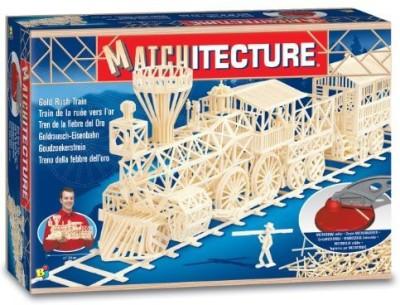 Bojeux Matchitecture Gold Rush Train
