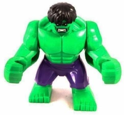 Marvel Lego Avengers Super Heroes Min Hulk With Purple Pants (2014)