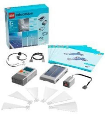 Lego Education Renewable Energy Addon Set 9688