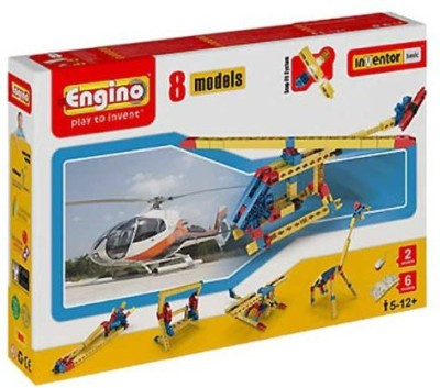 Engino 8 Model Construction Set