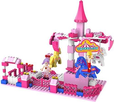 ZTrend Wonderland Standard Merrygoround Geared Motion Building Set