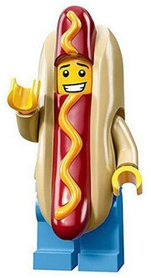 Lego Minifigures Series 13 Hot Dog Man Construction Toy