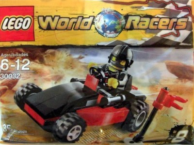 Lego World Racers Mini Set 30032 World Race Buggy Bagged