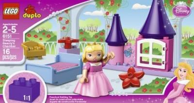 Lego Duplo Disney Princess Sleeping Beauty,S Room 6151