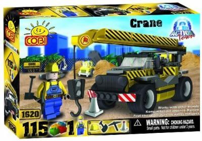 COBI Town Construction Crane115 Piece Set