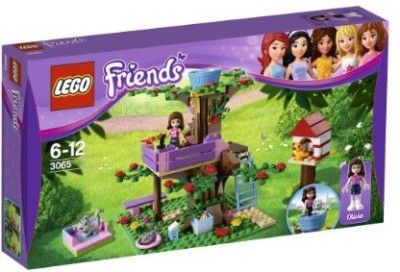 JOY-OUTLET LEGO Friends Olivia's Tree House 3065