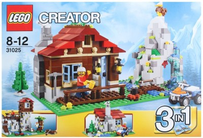 Lego Creator - Mountain Hut