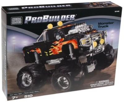 Mega Bloks Probuilder Monster Truck9749510 Piecesmegapro Builder