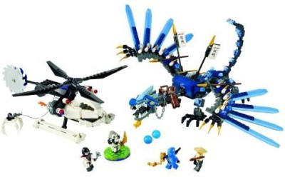Lego Ninjago Limited Edition Set 2521 Lightning Dragon Battle