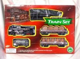 Ankyo BATTERY OPERATED TRAIN SET (Multic...