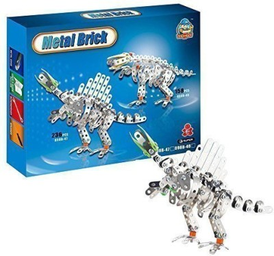 Easy Gift Jurrasic World Dinosaur Tyrannosaurus Construction Set