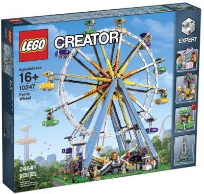 Lego Creator Expert 10247 Ferris Wheel Building Kit 6102375
