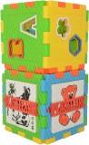 Just Toys Blocks Alphabet And Animal (Mu...