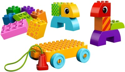 Lego Duplo - Toddler Build and Pull Along