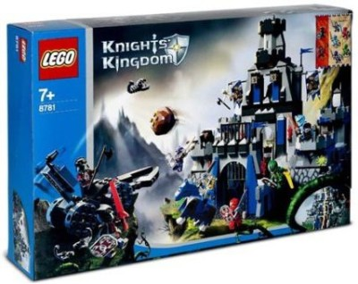 Lego Knight,S Kingdom Castle Of Morcia