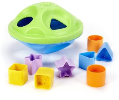 Green Toys Green Toys Shape Sorter Baby Toy