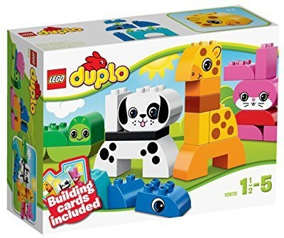 Duplo Lego 10573 Creative Animals
