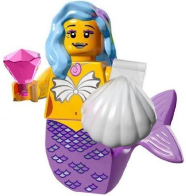 Lego Minifigure Collection LEGO Movie Series Marsha Queen of the Mermaids