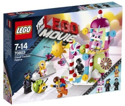 Lego The Movie 70803 Cloud Cuckoo Palace