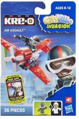 KRE-O Cityville Invasion Air Assault Set (A4909)