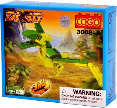 Cogo Dino-3008-8