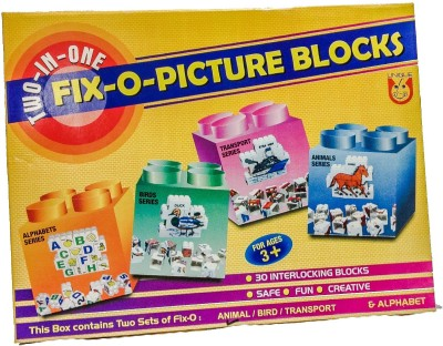 Fair 2-In-1 Fixo Picture Block