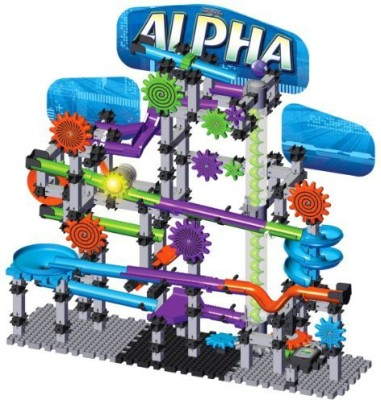 The Learning Journey Techno Gears Marble Mania Alpha Construction Set
