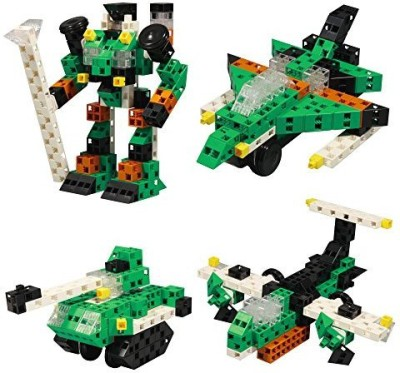 Click-A-Brick Army Defenders 100Pc Educationalbuilding Set Best Gift