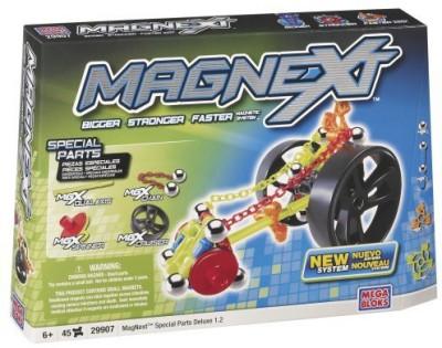 Mega Brands Mega Bloks Magnext 45 Count Special Parts Deluxe 12