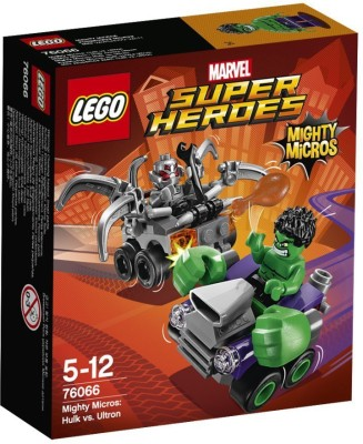 Lego Mighty Micros - Hulk vs Ultron