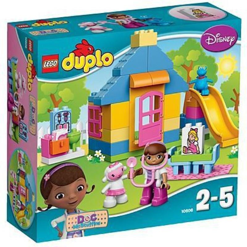 Lego Duplo - Doc McStuffins Backyard Clinic - 10606(Multicolor)