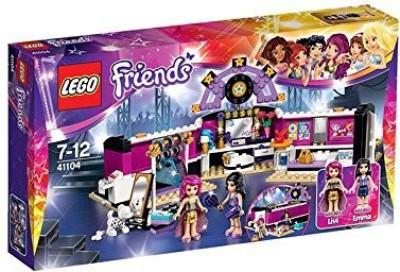 Lego FRIENDS POP STAR DRESS ROOM (41104)