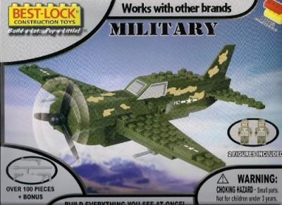 Best-Lock Construction Military Plane
