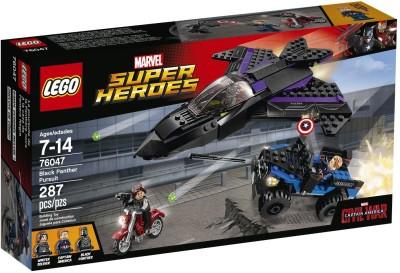 Lego Black Panther Pursuit