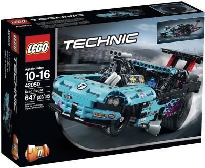 Lego Drag Racer
