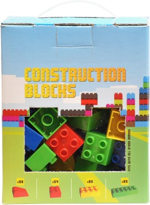 Fun Factory Construction Blocks 72 pcs