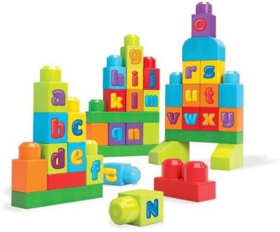 Mega Bloks First Builders ABC Spell Multi Color