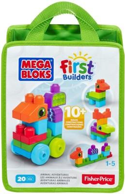 Mega Bloks First Builders CNH10