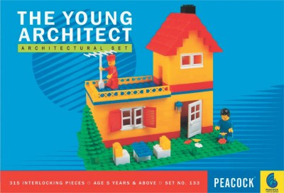 Peacock The Young Architect
