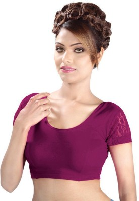 Abhi Round Neck Women's Blouse