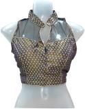 Alankar Textiles Band collar Women's Sti...