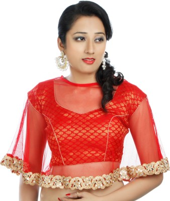 736c3a9968fb6 Lady in Style V-Neck Women s Stitched Blouse from flipkart in Blouses